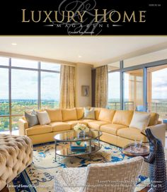 Luxury Home Magazine of San Antonio Issue 3.6  Cover Photography by John William Keedy #frontcover