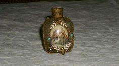 Vintage-Czech-minature-perfume-bottle