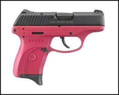 Ruger LC9 Raspberry: Hoffman's Gun Center - $329 + $25 S/H | Slickguns