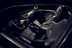Golf R32 Custom Interior