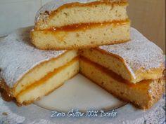 torta di albumi senza glutine, torta di albumi, torta di albumi senza glutine zero glutine...100% Bonta