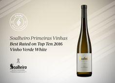 Primeiras Vinhas…  Melhor Vinho Verde Branco pela Vivino Best Rated Vinho Verde White by Vivino
