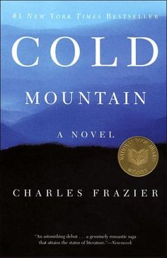In Cold Mountain, Inman is a wounded confederate soldier who abandons the war to venture home to his beloved Ada. Along the way, he is confronted by various obstacles, but he journeys on valiantly, regardless. Frazier cleverly divides the narrative between Inman's trek and Ada's story as she struggles to make due in the wake of her father's death and the absence of her love.