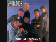 The Radios - She goes Nana 1992  - #cestdubelge