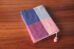 本が読みやすいブックカバーの作り方 | clocomi DIY