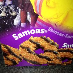 The best girl scout cookies :)