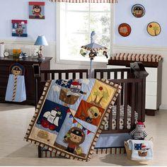 Pirate nursery :)