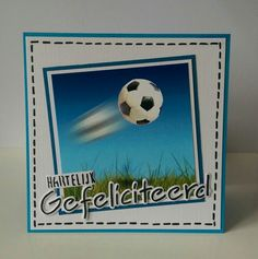 Voetbal kaart