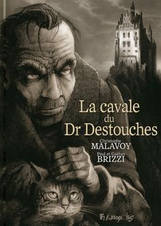 La cavale du Dr Destouches/Christophe  Malavoy, 2015 http://bu.univ-angers.fr/rechercher/description?notice=000805510