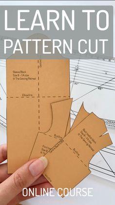 Pattern Drafting Tutorials, Sewing Tutorials, Video Tutorials, Dress Tutorials, Dress Sewing Patterns, Sewing Patterns Free, Apron Patterns, Skirt Patterns, Coat Patterns