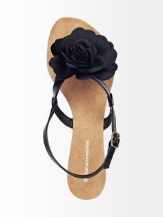 Global Accessories Flower Sandals