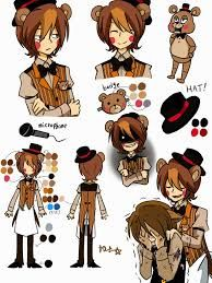 five nights at freddy's human - Google Search