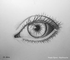 Amazing Learn To Draw Eyes Ideas. Astounding Learn To Draw Eyes Ideas. Love Drawings, Easy Drawings, Pencil Drawings, Female Face Drawing, Realistic Eye Drawing, Eye Pictures, Pictures To Draw, How To Make Drawing, How To Draw Hands