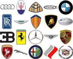 luxury car brand logos with names  Luxury Car Logos #branding | Branding Identity | Pinterest | Car ...