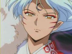Sessomaru looks like a girl here to me