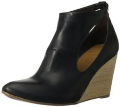 Coclico Women's Jory Wedge Ankle Boot. these are beautiful!