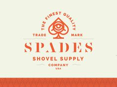Spades  by Nick Slater #Design Popular #Dribbble #shots