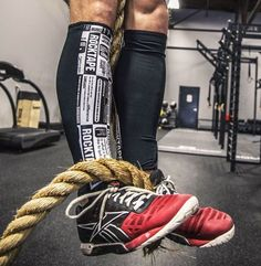 RockGuards V3 RockTape Shin Protection Manifesto