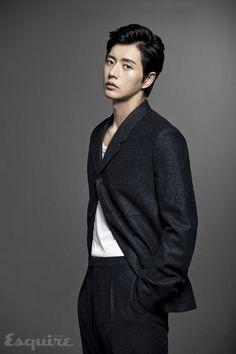 Park Hae Jin - Esquire Magazine October Issue '14