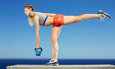 HIIT and Pilates Workout - Lose Weight in a Week | Fitness Magazine