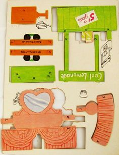 Paper Dolls~Liddle Kiddles Play Fun - Bonnie Jones - Picasa Web Albums