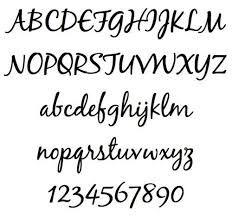 「手書き 数字 フォント」の画像検索結果