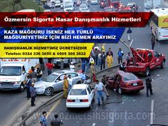 Özmersin Sigorta Hasar Danışmanlık Hizmetleri #kazatazminatı #kazasigortası #trafikkazaları  http://ozmersinsigorta.com/?/trafik-hasar-yonetimi