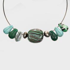 Halsreif N°3 Turquoise Bracelet, Bracelets, Accessories, Jewelry, Fashion, Bangle Bracelets, Jewellery Making, Moda, Jewerly