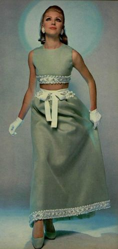 House of Givenchy Evening Ensemble, 1968
