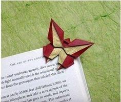 Schmetterling als Lesezeichen basteln-dekoking-com                                                                                                                                                                                 Mehr