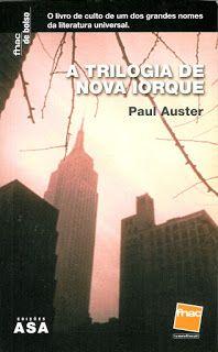 habeolib : PAUL AUSTER - A TRILOGIA DE NOVA IORQUE
