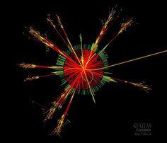 CERN / ATLAS Particle Collision