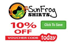 10% Off Sunfrog Shirts Coupon T-Shirts & Hoodies
