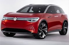 Volkswagen ID ROOMZZ: 100% electric family SUV |Electric Cars|Electric Hunter