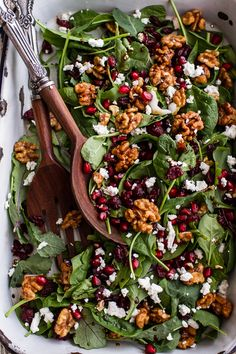 Winter-Salad-with-Maple-Candied-Walnuts-Balsamic-Fig-Dressing-5.jpg (600×900)