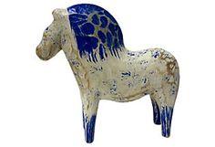 Swedish Dala Horse