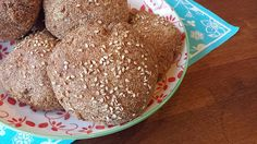 Blond met een groen geloof | Broodjes (glutenvrij)