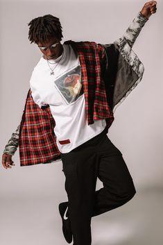 LFD La Vie en Rose Check Shirt (Red)  The classic La Vie en Rose shirt in scarlet red states you're prepared to bleed for what you believe in. # streetwearshirt #shirts #urbanstreetwear #pladeshirt #lfdfashion #streetwearbrand