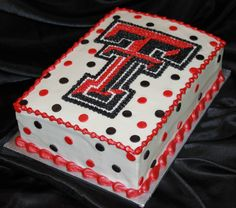 texas tech cake decorations | Texas Tech Cake - Cake Decorating Community - Cakes We Bake