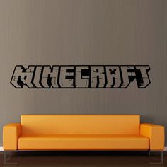 gaming wall decal, name wall decal, video game theme stickers