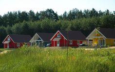 Im 4 Sterne Ferienhaus auf dem Campingplatz Havelberge lässt sich der Urlaub genießen.