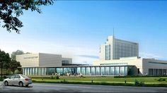 Shanghai Proton & Heavy Ion Hospital