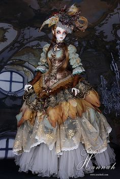saskha | laresinerie: *LIMITED EDITION* SOULDOLL is well...