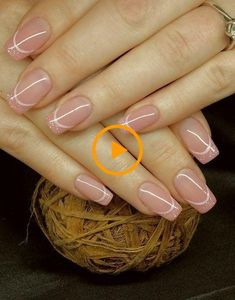 : Trendy Gel Nail Art 2019 You can have your favorite glitter designs with shellac too. All you have to do is to choose the color combination you want and then you can have the trendiest nails ever. Ombre designs take a glamorous look with the right glit Nail Polish, Gel Nail Art, Nail Manicure, Acrylic Nails, French Nail Designs, Gel Nail Designs, Nails Design, Pink Nails, Glitter Nails