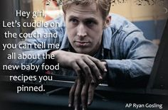 'Attachment Parenting Ryan Gosling' Loves Breastfeeding, Slings, Co-Sleeping & More (PHOTOS) | The Stir