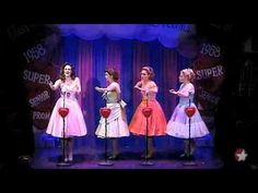 Broadway.com interview with the Wonderettes off-Broadway.