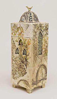 Dream Box 'spring-celebration' by Catherine Brennon.