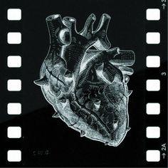 Survived Heart by Pakowach. Negative