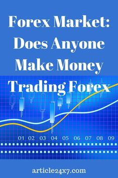 Do retail investors make money in forex