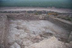 Arqueólogos de la Universidad de Murcia localizan los restos de un templo romano en el yacimiento de la Dama Oferente en el Cerro de los Santos (provincia de Albacete)